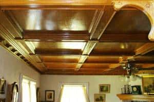 Custom construction with custom woodwork in Pilot Hill, California.
