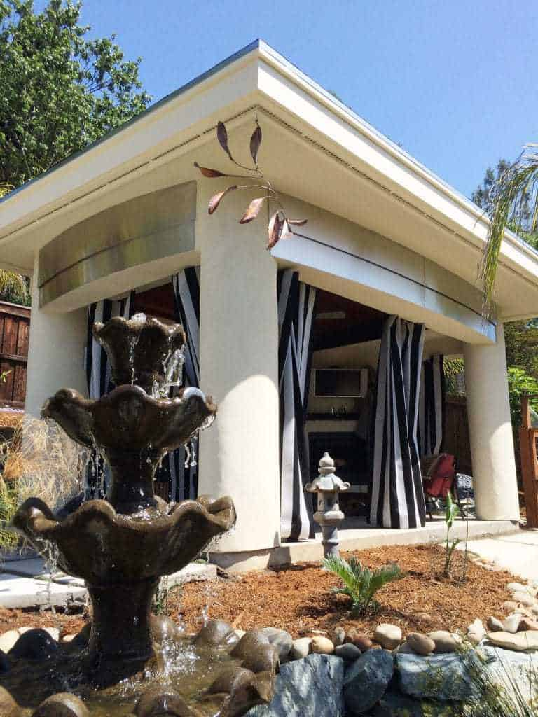 cabana-brushed-nickel-custom-vaulted-cieling-folsom