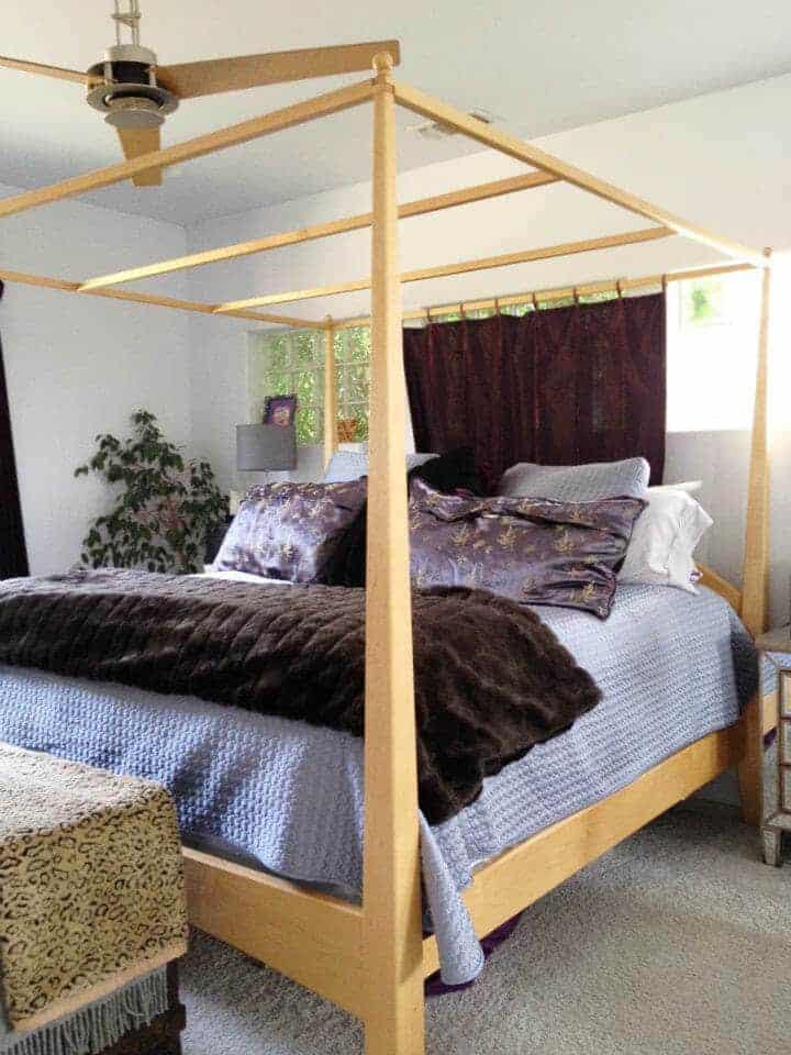 custom-created-wood-bed-frame