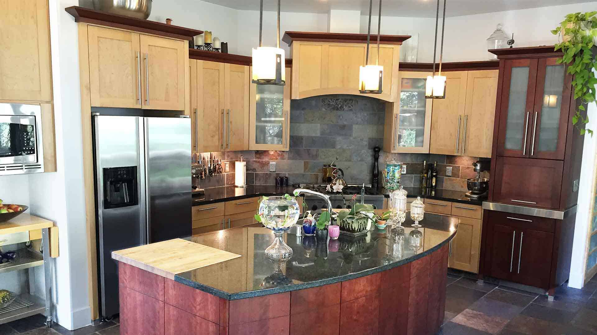 Kitchen Cabinets Sacramento · Hersh & Son Custom Cabinets and